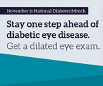 Celebrate National Diabetes Month this November!