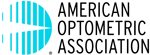Logo of the American Optometric Association.