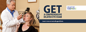 Dileted Eye Exam
