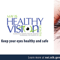 Keep your eyes healthy and safe