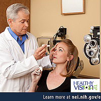 Get a Comprehensive Dilated Eye Exam