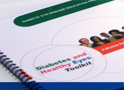 Diabetes and Healthy Eyes Toolkit