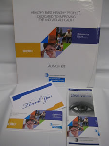 Healthy Eyes Healthy People<sup>®</sup> (HEHP) Launch Kit