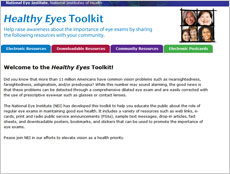 Healthy Eyes Toolkit