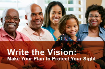 Make Your Plan to Protect Your Sight