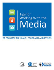 NEHEP Guide to Working With the Media