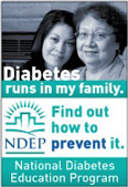 NDEP Family History Campaign