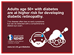 Adults Age 50+ Are at Higher Risk
