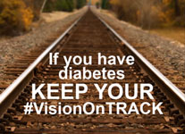 Keep your Vision on TRACK