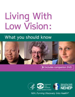 Living with low vision: What you should know booklet