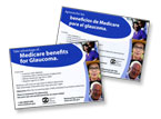 Medicare Benefits Card: Glaucoma & Diabetic Eye Disease