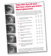 Glaucoma Eye-Q Test
