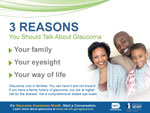 3 Reasons You Should Talk About Glaucoma (family)