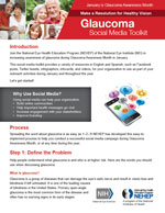 Glaucoma Awareness Month Social Media Toolkit Image