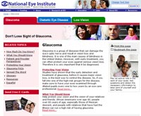 Glaucoma Education Website