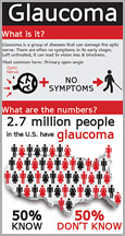 Glaucoma Infographic Preview