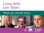 Living With Low Vision Educational Module Presentation (PPT)
