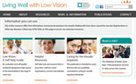 PBA Launches New Online Resource for People With Low Vision