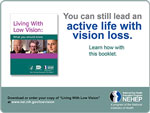 Lead an Active Life With Vision Loss