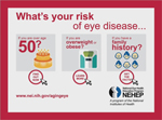 What's your risk of eye disease