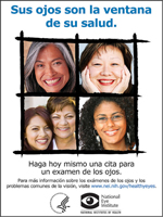 Thumbnail image of a Spanish-language poster.  For full content click on individual poster link.