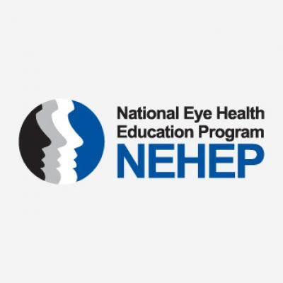 National Eye Health Education Program (NEHEP) logo