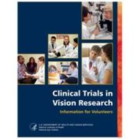 Clinical Trials in Vision Research: Information for Volunteers