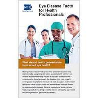 Eye Disease Facts for Health Professionals